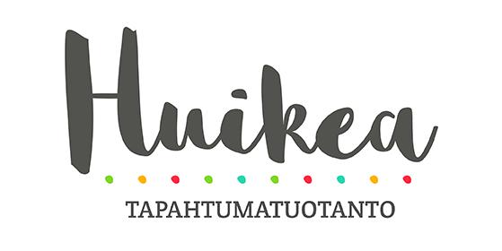 Huikea Tapahtumatuotanto - logo