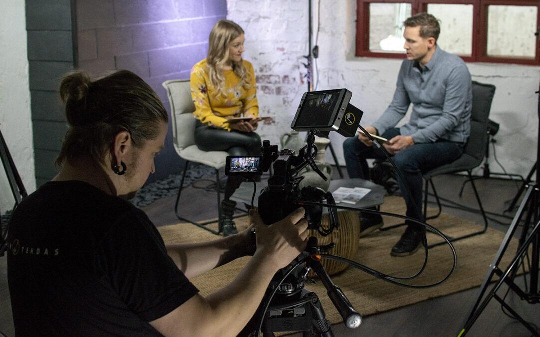 Case Liuskemestarit: Kuinka luodaan leanisti virtuaalinen myyntitapahtuma?